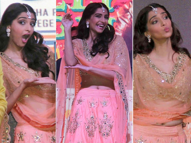 6 Photos That Prove Sonam Kapoor's Got Swag