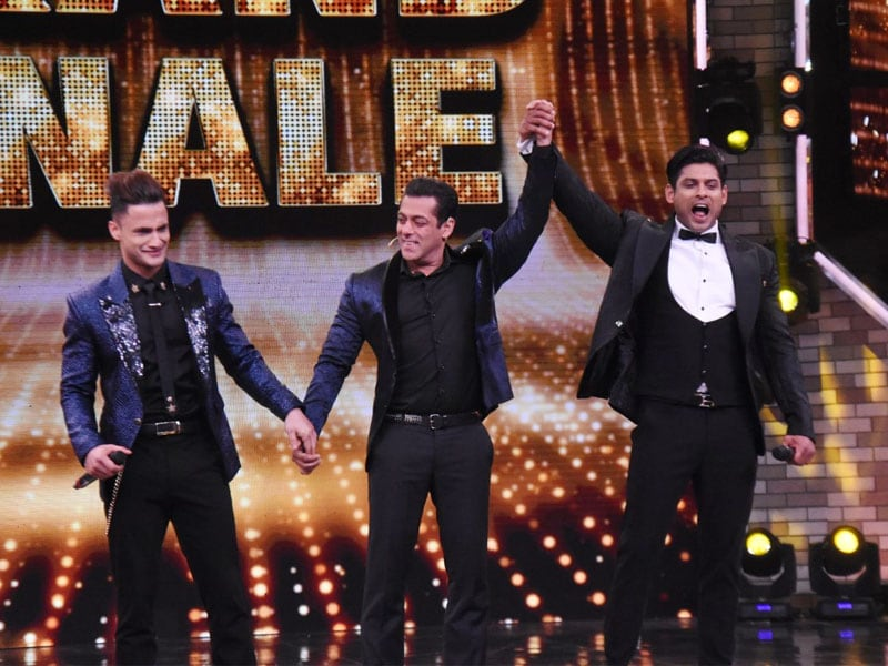 Bigg Boss 13 Grand Finale: Sidharth Shukla Wins, Asim Riaz Is The Runner-Up