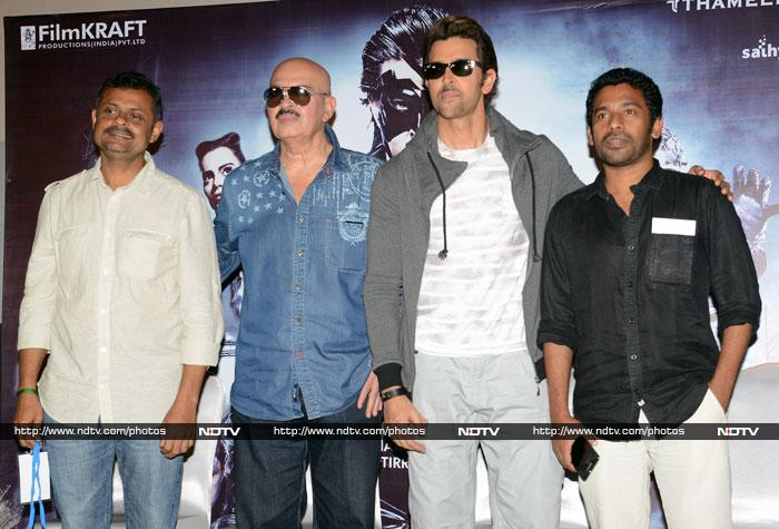 Party time for Hrithik, all work for Sunny