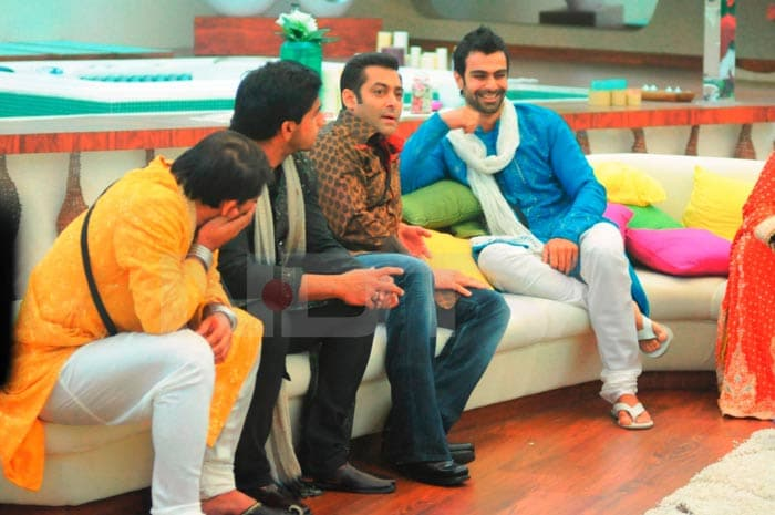 Salman to celebrate Diwali in Bigg Boss