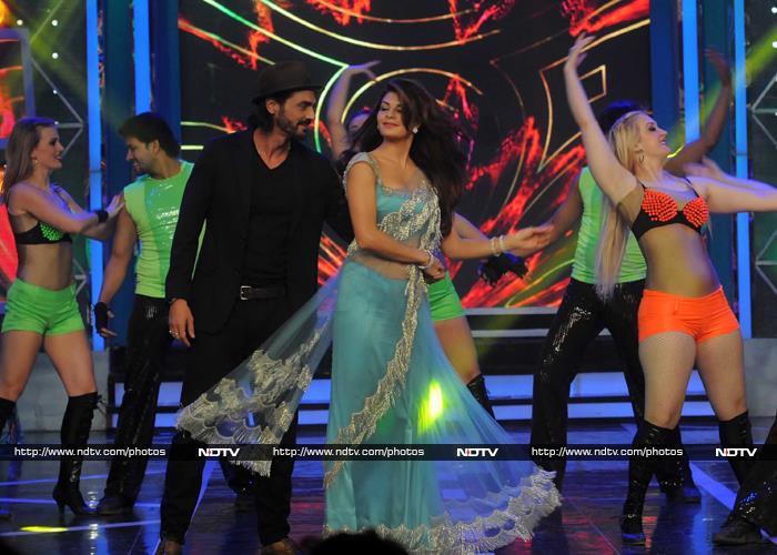 Bigg Boss 8 Finale: Salman, Jacqueline\'s Jumme Ki Raat