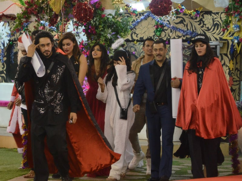 Bigg Boss 9: Contestants Celebrate Salman Khan's Birthday