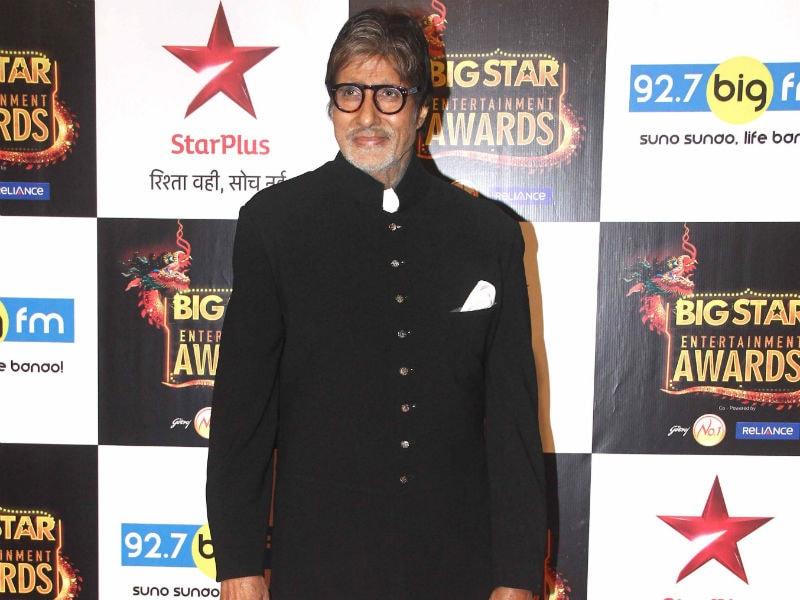 A Starry Awards Night: Big B, Salman, Deepika