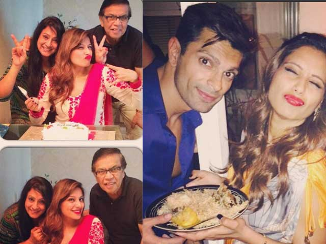 Bipasha's Birthday: Cake, Gifts and Karan Singh Grover