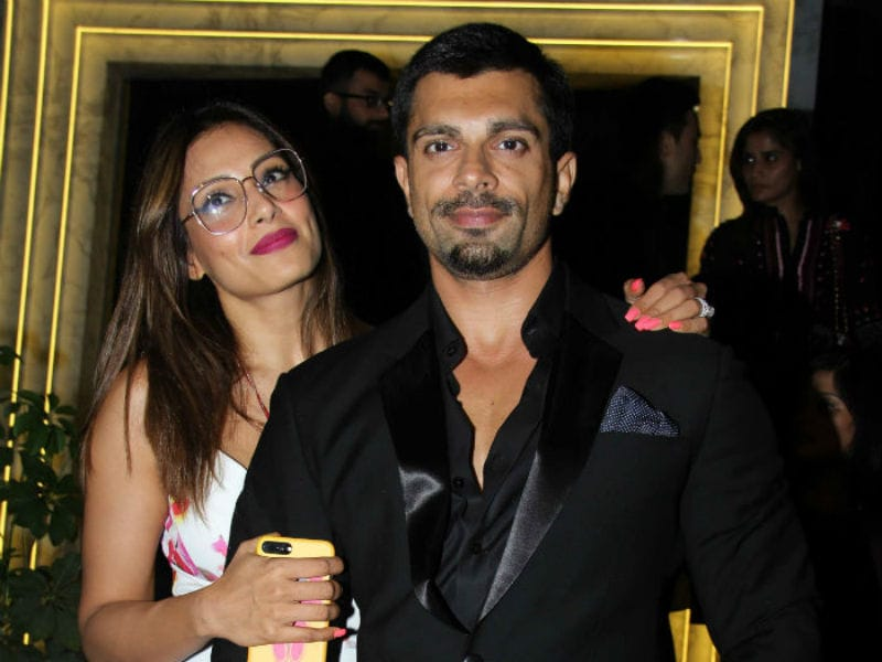 Bipasha Basu And Karan Singh Grover's Dinner Date