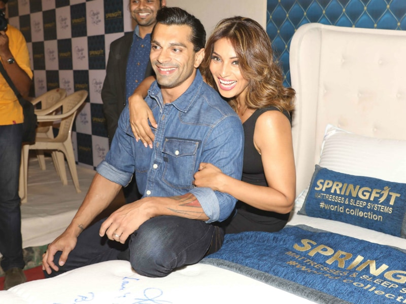 Bipasha Basu And Karan Singh Grover's Day Out