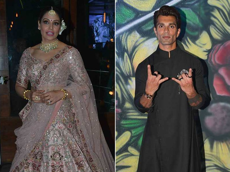 We Love Bipasha And Karan Singh Grover's Traditional Style