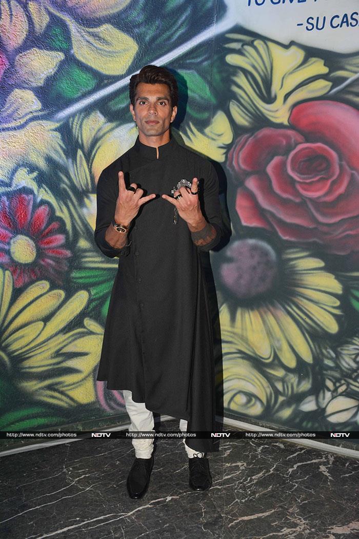We Love Bipasha And Karan Singh Grover\'s Traditional Style