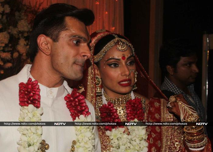 Just Married: Bipasha Basu and Karan Singh Grover