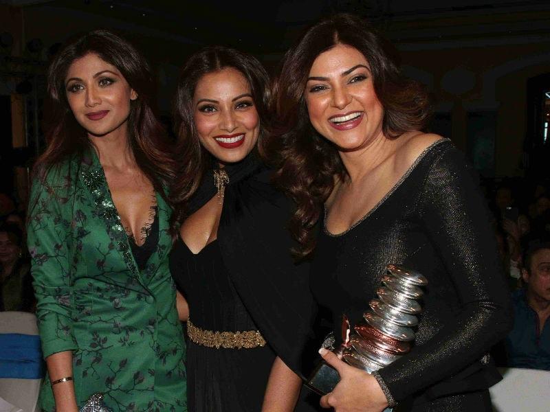Photo : Fashion First For Shilpa, Sushmita, Bipasha