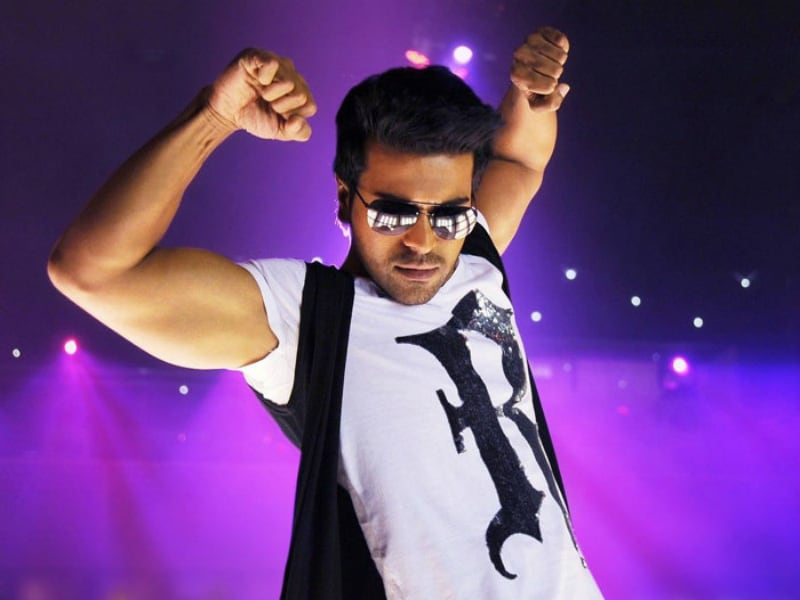 Happy Birthday Ram Charan Teja: Fighter@31