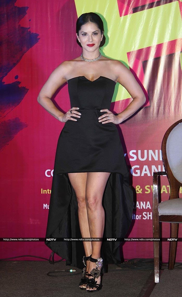 Happy Birthday, Sunny Leone: Actress With Million Dollar Smile@36