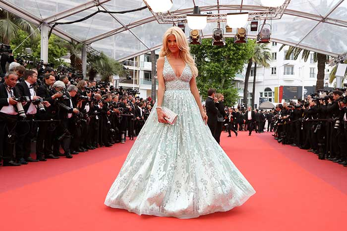 Cannes 2016: Blake Lively, Cheryl Cole\'s Stunning Red Carpet Show