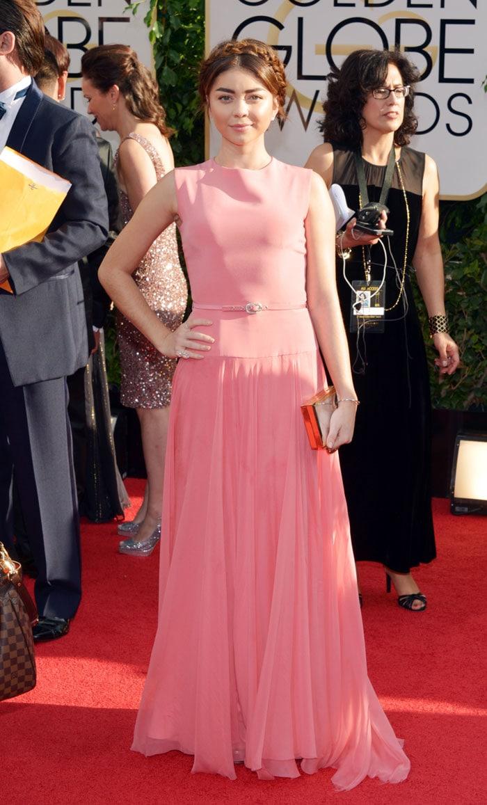 Golden Globes fashion: The worst dressed stars