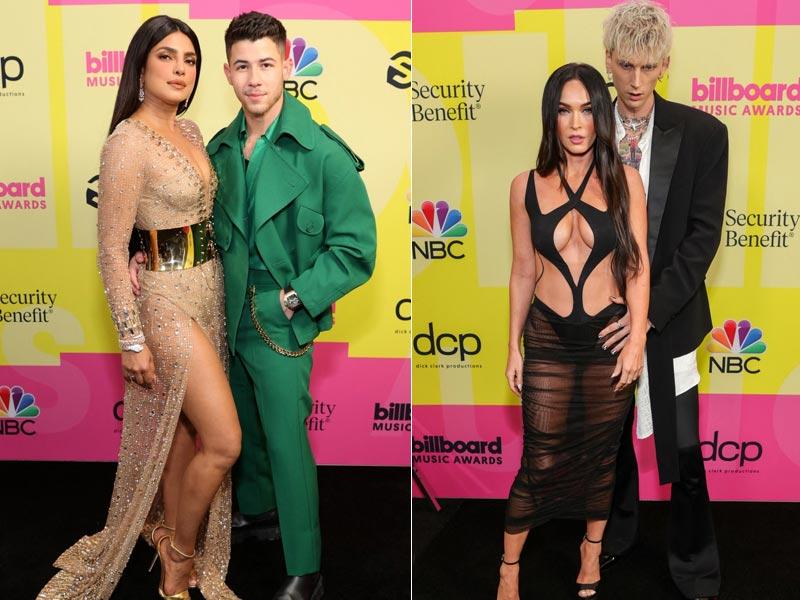 Photo : Billboard Music Awards: Priyanka Chopra And Megan Fox Are Red Carpet Queens Here