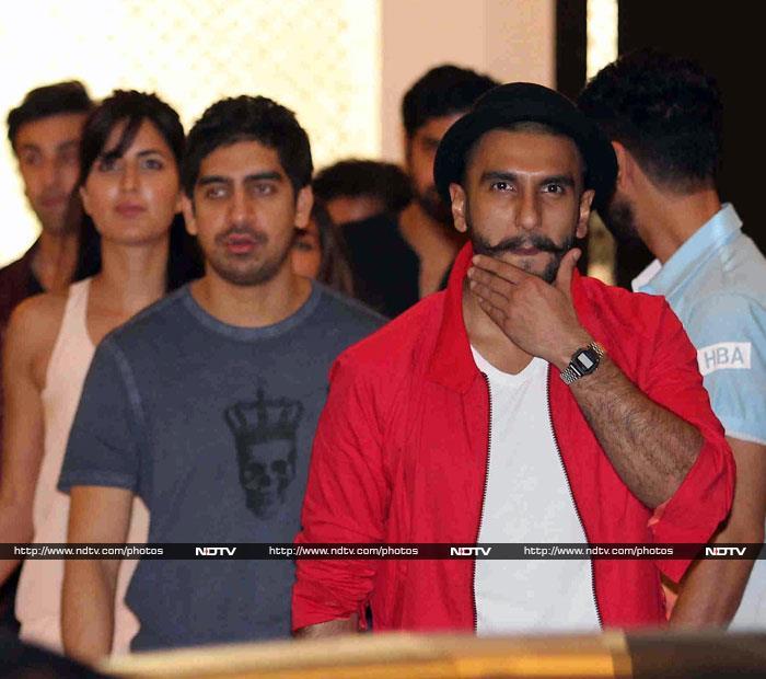 A Taste of Bollywood\'s Tevar at Arjun Kapoor\'s Birthday Celebrations