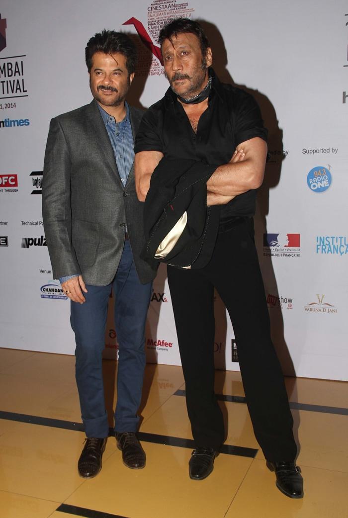 Parinde Anil Kapoor, Jackie Shroff at MAMI