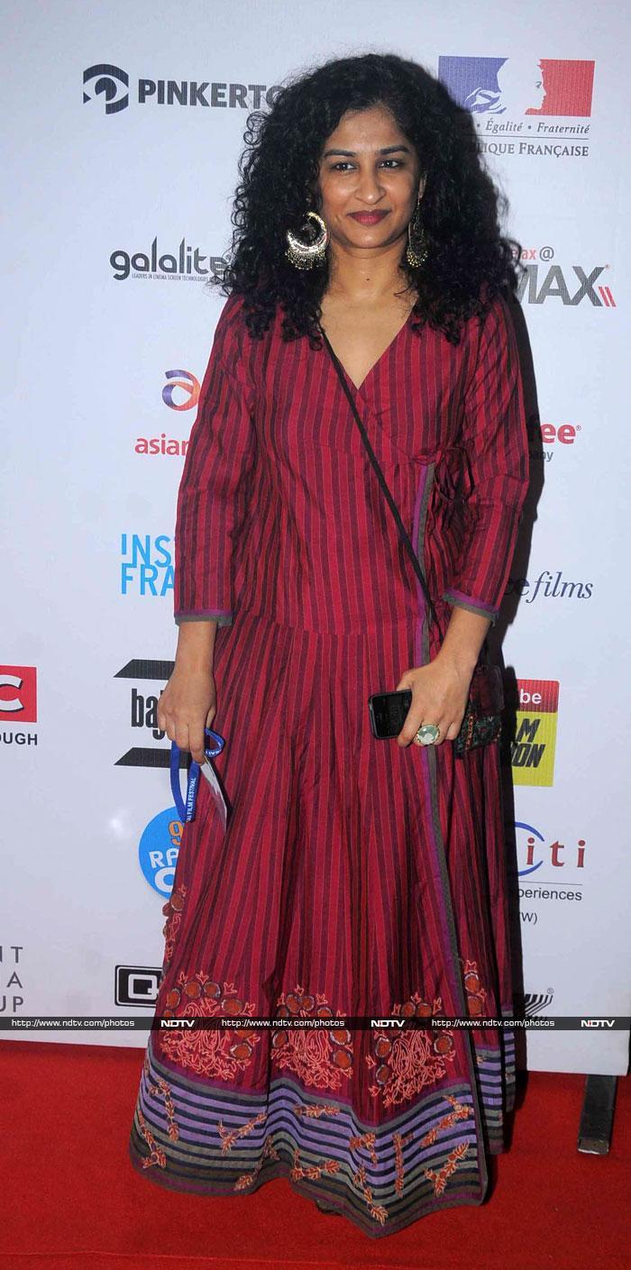 Bollywood Glitters at Mumbai Film Festival