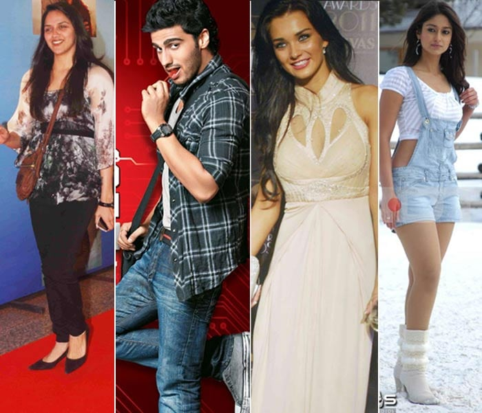 See the hot new faces of 2012