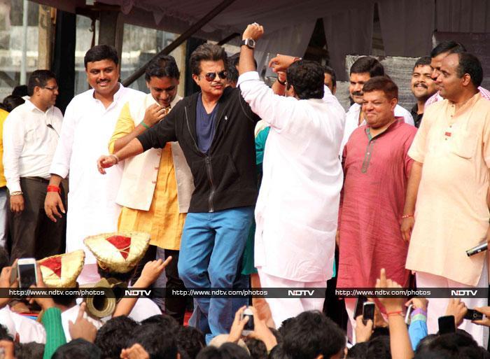 Govinda Aala Re Bollywood style: Madhuri, Sonakshi, Bipasha