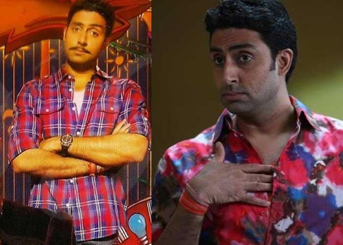 Abhishek Bachchan\'s double dhamaal in Bol Bachchan