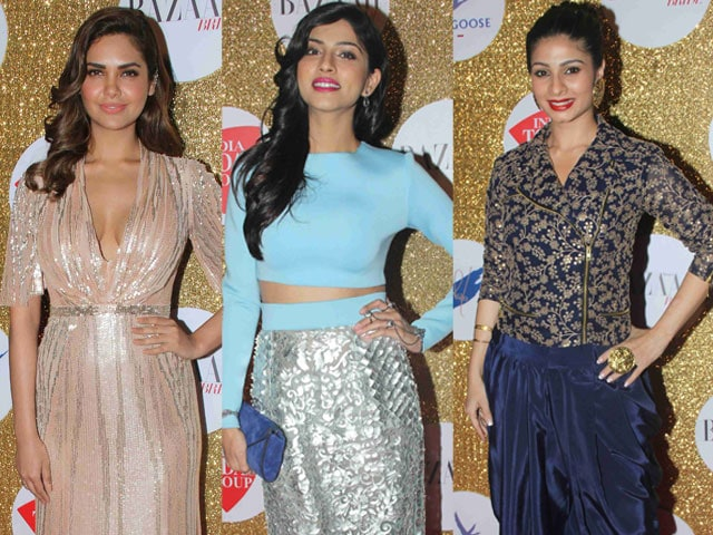 Party Pals: Esha, Sapna, Tanisha