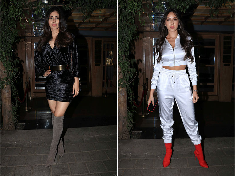 Mouni Roy, Nora Fatehi And Others Attend Bosco Martis' Birthday Bash