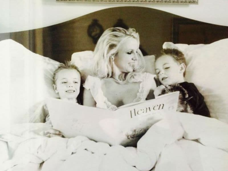 A Look at Britney Spears' Family Album