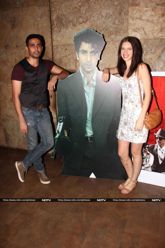 Now That Everyone Knows (Officially), Katrina & Ranbir go on Movie Date