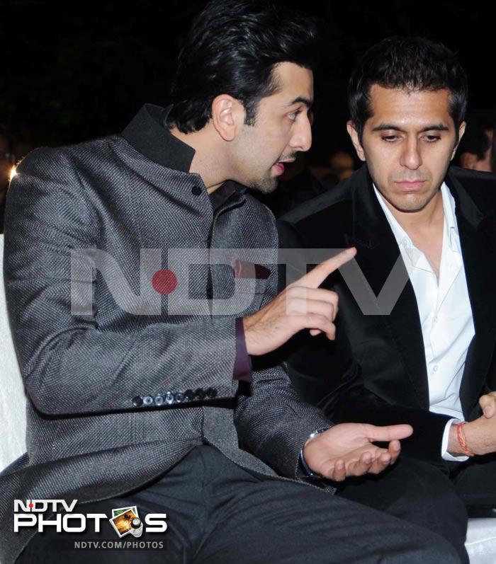 Saif, Ranbir hug and more intimate star moments
