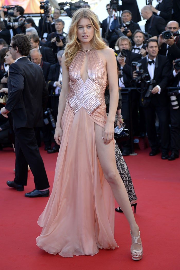 Eva is the gold standard of Cannes style