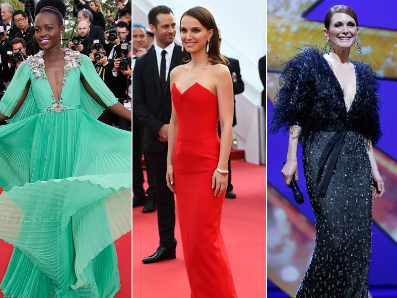 The Cannes Fashion Gala Begins: Lupita, Natalie, Julianne