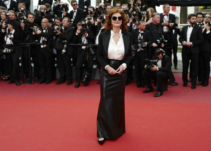 Cannes Day 2: Deepika, Julianne, Uma Thurman Rule The Red Carpet