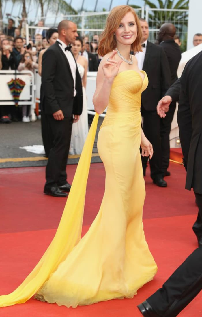 Cannes 2016 10 Best Red Carpet Dresses From Julia To