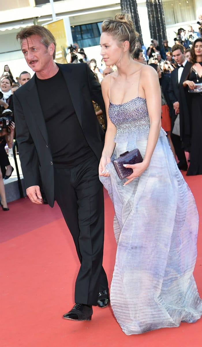 Cannes 2016: Charlize Theron Suited up in Style