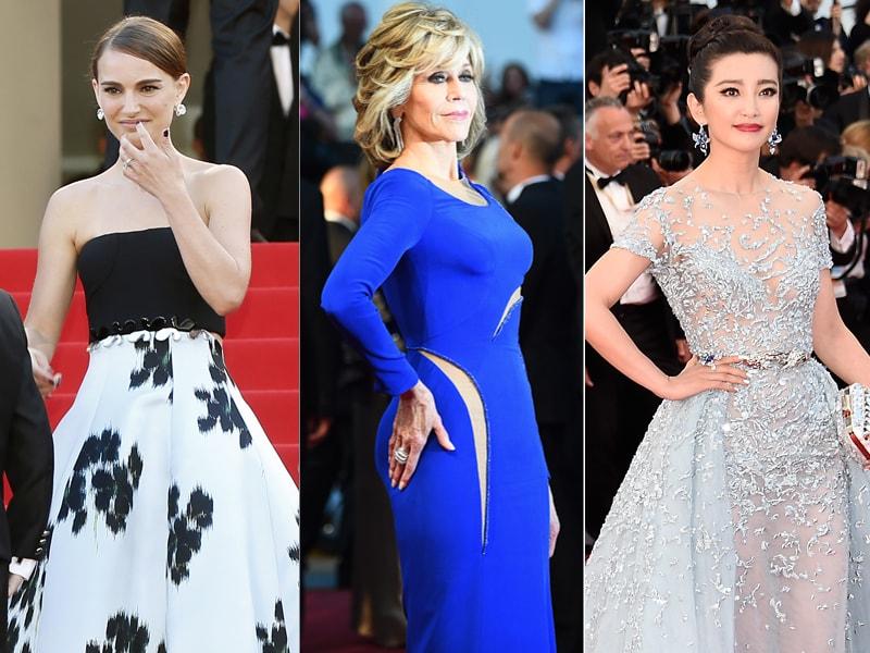 Photo : Cannes Fashion Report: Natalie Portman, Jane Fonda, Li Bingbing Top Stylistas