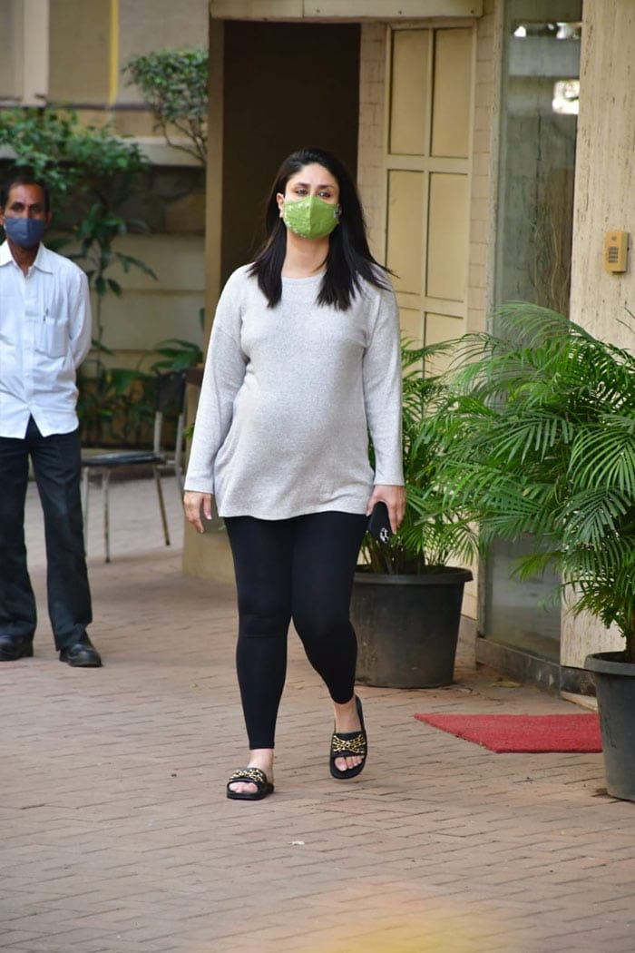 Catching Up With Parents-To-Be Kareena And Saif