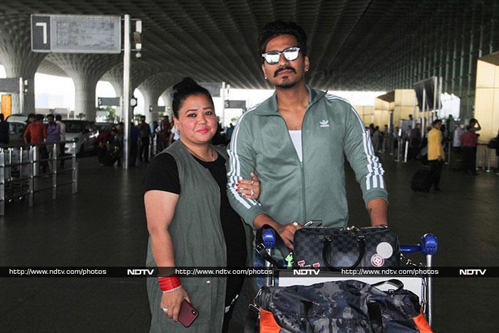 Kangana Ranaut, Queen Of Airport Fashion