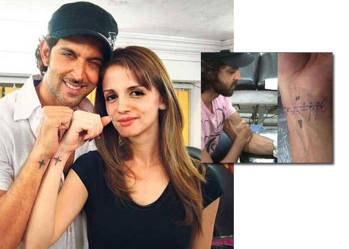 Hot celebs, hotter tattoos