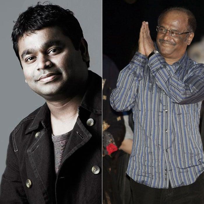A R Rahman wishes Rajinikanth speedy recovery
