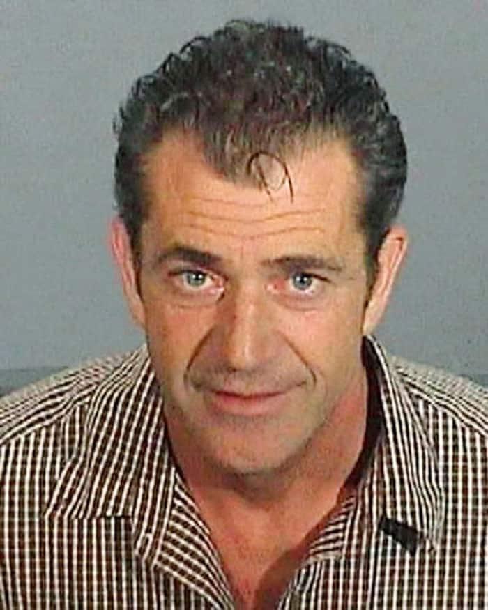Stars under arrest: mugshots of Reese, others