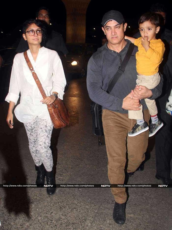 Love in Tokyo With Aamir, Kiran, Azad