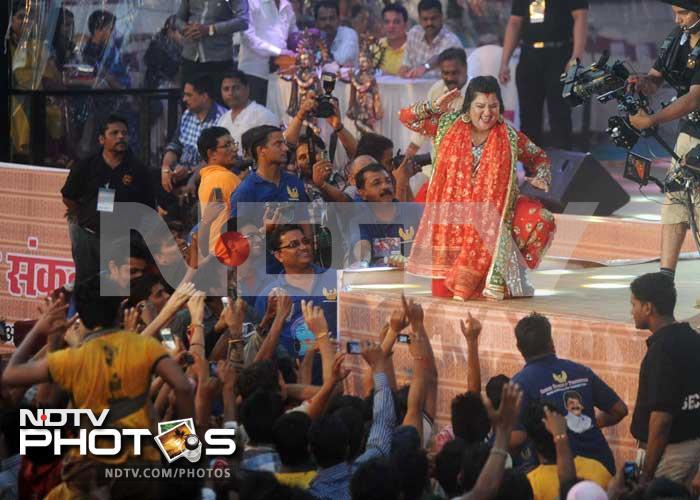 Other celebs at Janmashtami celebrations