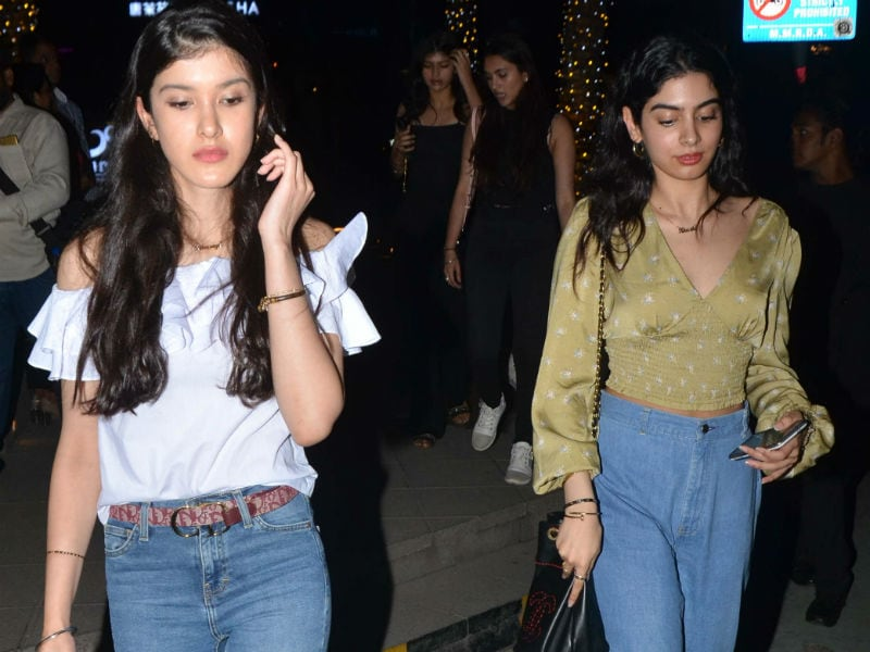A Day In The Lives Of Khushi Kapoor, Shanaya And Alia Bhatt