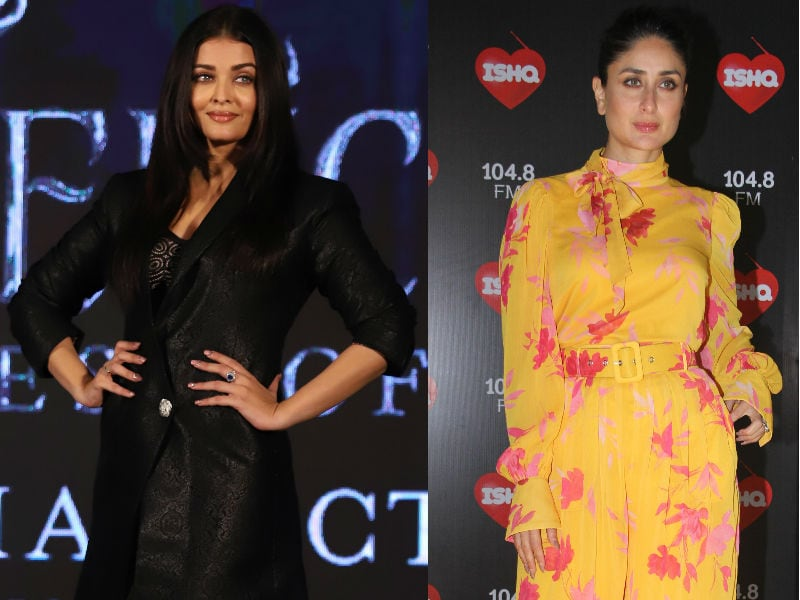 A Busy Day For Aishwarya Rai Bachchan And Kareena Kapoor