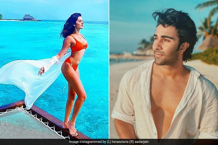 Taapsee Pannu To Disha Patani: These Celebs Beat Lockdown Blues In The Maldives