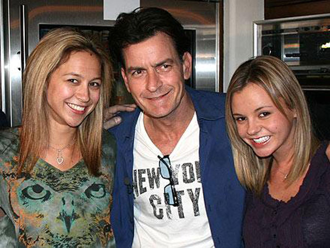 The Wild Times of Charlie Sheen