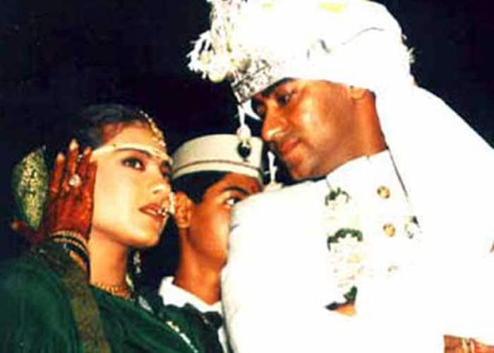 Kajol, Bollywood\'s Favourite Dilwali at 41