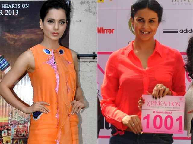 What were Kangana, Gul upto?