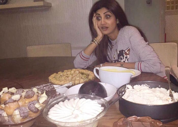 Shilpa Shetty And Pooja Bedi Christmas Parties Look So Much Fun